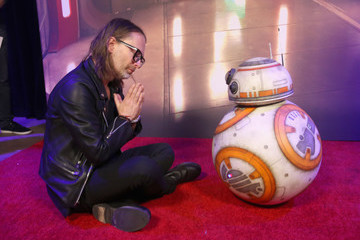 BB-8 'Star Wars: The Last Jedi' Premiere