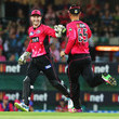 Johan Botha and Peter Nevill Photos