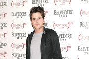 Musician Jared Followill arrives at the (BELVEDERE) RED launches with Usher on February 10, 2011 in Hollywood, California.