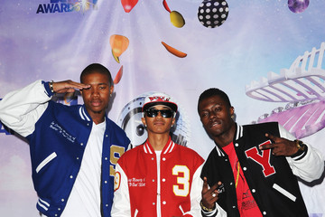 Cali Swag District BET Awards '11 - Press Room