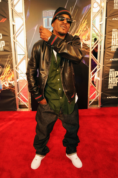 Rakim attends the 2012 BET Hip Hop Awards at Boisfeuillet Jones Atlanta Civic Center on September 29, 2012 in Atlanta, Georgia.
