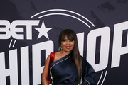Catherine Brewton attends the BET Hip Hop Awards 2017 at The Fillmore Miami Beach at the Jackie Gleason Theater on October 6, 2017 in Miami Beach, Florida.