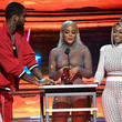 Keyshia Ka-oir and Dave East Photos