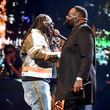 T-Pain and Rick Ross Photos