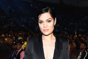 Jessie J attends the 2017 Soul Train Awards, presented by BET, at the Orleans Arena on November 5, 2017 in Las Vegas, Nevada.