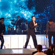 Jessie J Luke James Photos