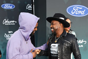 Anthony Hamilton and Luke James Photos Photo