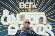 Luenell attends the 2019 Soul Train Awards presented by BET at the Orleans Arena on November 17, 2019 in Las Vegas, Nevada.