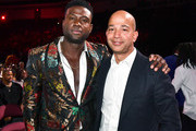 Scott Mills and Sinqua Walls Photos Photo