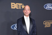 BET President Scott Mills attends the 51st NAACP Image Awards, Presented by BET, at Pasadena Civic Auditorium on February 22, 2020 in Pasadena, California.