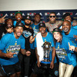 Jerome Williams and Cuttino Mobley Photos