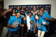 Jerome Williams and Cuttino Mobley Photos Photo