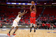 Al Harrington and Josh Powell Photos Photo