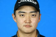 Jin Jeong of Korea poses for a portrait during a practice day for the BMW PGA Championships at Wentworth on May 19, 2015 in Virginia Water, England.