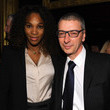Jean Yves Fillion and Serena Williams