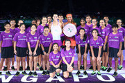 Caroline Garcia and Naomi Osaka Photos Photo