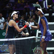 Venus Williams and Garbine Muguruza Photos