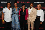 Will Packer Keisha Lance Bottoms Photos Photo