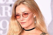 Clara Paget attends The BRIT Awards 2019 held at The O2 Arena on February 20, 2019 in London, England.
