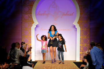 Aoki Lee Baby Phat & KLS Collection - Runway - Spring 2010 MBFW