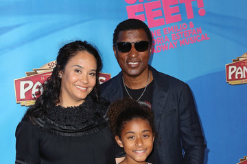 Babyface Celebration Of The Los Angeles Engagement Of 'On Your Feet!' The Emilio And Gloria Estefan Broadway Musical - Arrivals