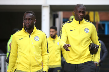 Bacary Sagna Crystal Palace v Manchester City - The Emirates FA Cup Fourth Round