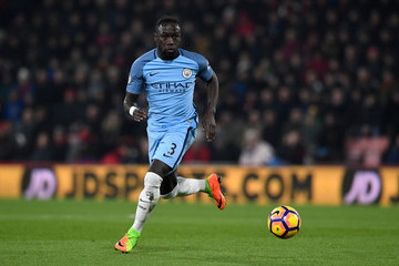 Bacary Sagna AFC Bournemouth v Manchester City - Premier League