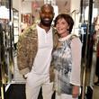Tyson Beckford and Daniela Riccardi Photos