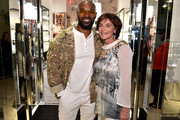Tyson Beckford and Daniela Riccardi Photos Photo