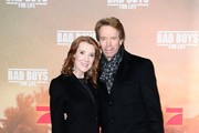 "Linda Bruckheimer and Jerry Bruckheimer attend the Berlin premiere of the movie ""Bad Boys For Life"" at Zoo Palast on January 07, 2020 in Berlin, Germany."
