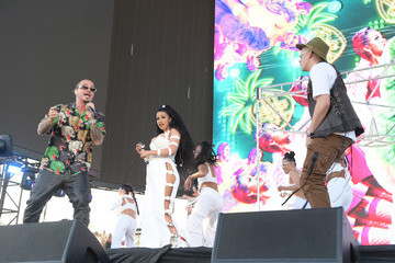 Bad Bunny 2018 Coachella Valley Music And Arts Festival - Weekend 2 - Day 3