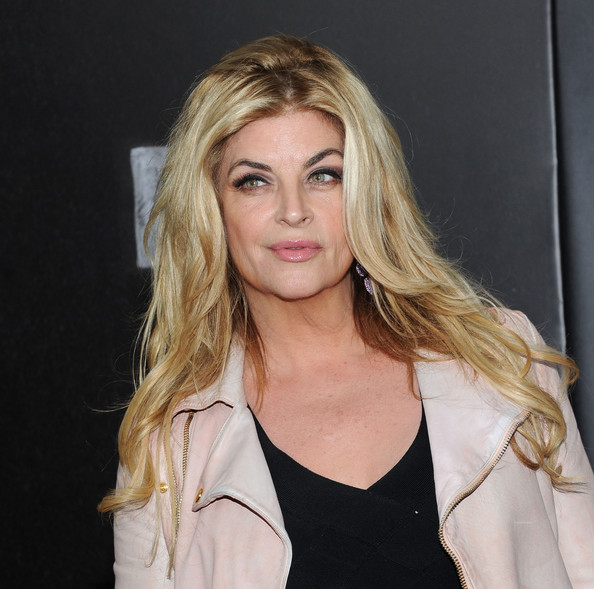 Kirstie Alley actress