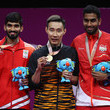 Rajiv Ouseph and Srikanth Kidambi Photos