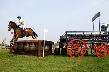 Harry Meade Badminton Horse Trials