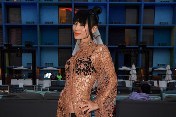 Bai Ling 'Sharknado 5: Global Swarming' Premiere at the LINQ Hotel & Casino