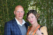 Camilla Rutherford and Rufus Abbott Photos Photo