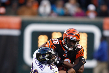 Donald Lee Baltimore Ravens v Cincinnati Bengals