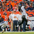 Aqib Talib Photos - Wide receiver Marlon Brown #14 of the Baltimore Ravens makes a catch under coverage by cornerback Aqib Talib #21 of the Denver Broncos in the third quarter of a game at Sports Authority Field at Mile High on September 13, 2015 in Denver, Colorado. - Baltimore Ravens v Denver Broncos