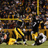 Ben Roethlisberger Photos - Ben Roethlisberger #7 of the Pittsburgh Steelers attempts a throw under pressure from Tyus Bowser #54 of the Baltimore Ravens in the fourth quarter during the game at Heinz Field on December 10, 2017 in Pittsburgh, Pennsylvania. - Baltimore Ravens vPittsburgh Steelers