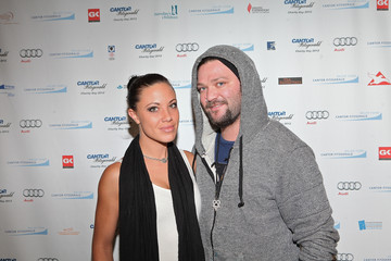 Bam Margera Annual Charity Day Hosted By Cantor Fitzgerald And BGC Partners At Cantor Fitzgerald