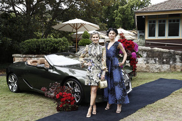 Bambi Northwood-Blyth 2020 Melbourne Cup Carnival Sydney Launch