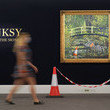 Banksy Banksy's 'Show Me The Monet' To Star In Sotheby's 'Modernites/Contemporary' Evening Sale Series