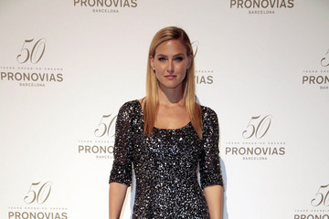 Bar Refaeli Barcelona Bridal Week 2014- Day 4