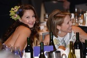 American journalist and author Katie Couric and actress Ashley Judd attend the annual White House Correspondent's Association Gala at the Washington Hilton hotel April 25, 2015 in Washington, D.C. The dinner is an annual event attended by journalists, politicians and celebrities.