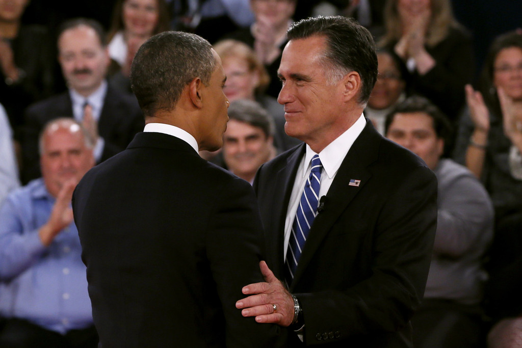 essay about barack obama and mitt romney Mitt romney's political views the shared agendas of george soros and barack obama we must stop obama, mitt is the one for the job.