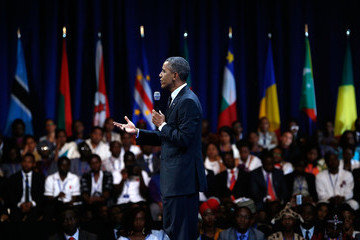 Barack Obama Washington Fellowship for Young African Leaders Presidential Summit