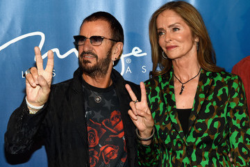 Barbara Bach 'The Beatles LOVE By Cirque du Soleil' Celebrates Its 10th Anniversary At The Mirage In Las Vegas