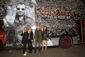 Barbara Bach John Varvatos Opens First European Store In London