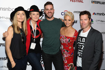 Barbara Burchfield 2014 Global Citizen Festival In Central Park To End Extreme Poverty By 2030 - VIP Lounge