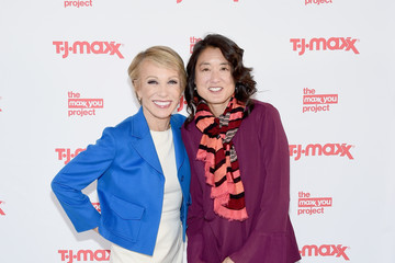 Barbara Corcoran TJ Maxx Event in NYC